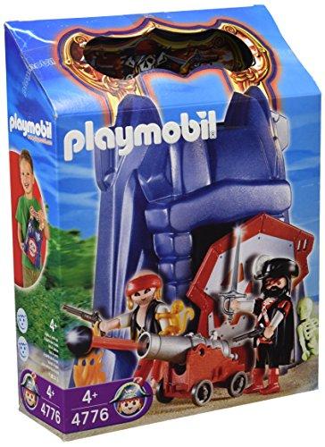 Playmobil 626047 - Piratas Torre Piratas Portátil