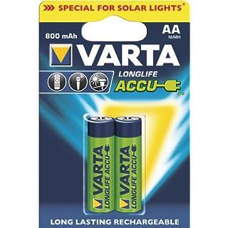 "Akkubatterien ""Rechargeable Solar Accu"" VARTA ACCU-BATT.AA LONG56736-101-402 (Liefermenge=2)"