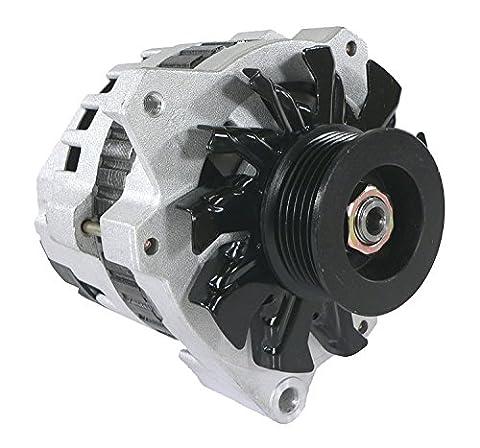 DB Electrical ADR0022 Alternator (For Buick Cadillac Chevy Gmc 4.3L 5.0L 5.7L 6.2L 87 88 89 90 91 92 93) by DB
