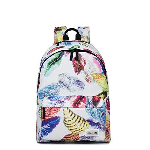 Light cartables et loisirs/Sac de voyage/sac à dos pour les hommes et les femmes/Sac à bandoulière double/fashion sac imprimé-D A
