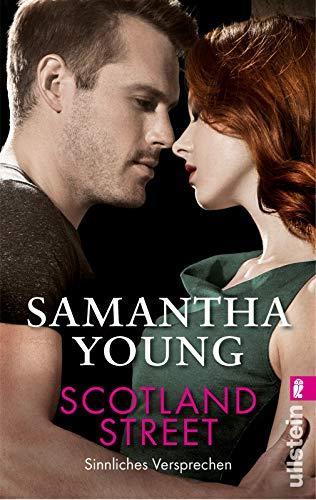 Scotland Street - Sinnliches Versprechen (Deutsche Ausgabe) (Edinburgh Love Stories, Band 5) - Geprägte Klappe