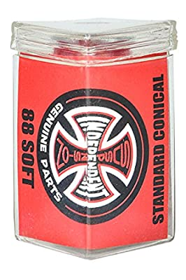 Independent 4er Pack Standard Conical 88a soft Lenkgummis
