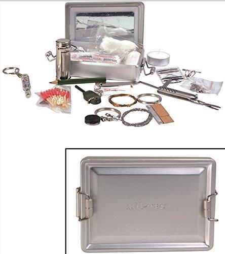 Survival Kit Alu Box