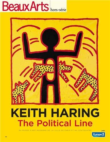 Beaux Arts Magazine, Hors-série : Keith Haring : The Political Ligne