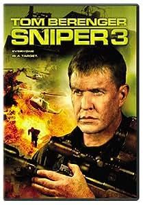 Sniper 3 [DVD] [Region 1] [US Import] [NTSC]