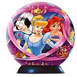 Ravensburger 11304 - Disney Prinzessinnen, 96 Teile Junior Puzzleball