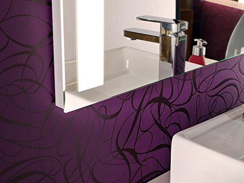 Soak Moderner Led Badspiegel Batteriebetrieben Lichtspiegel