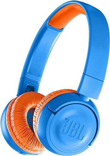 JBL JBLJR300Btuno JR30°F8M550bt Wireless On-Ear Headphones for Children Rocker Blue Best Price and Cheapest