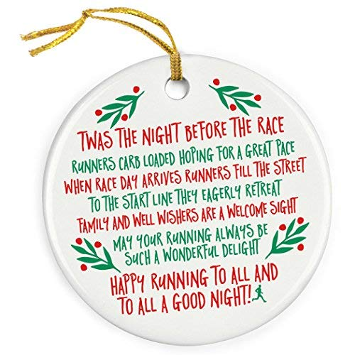 one for a Run TWAS The Night Before The Race ()