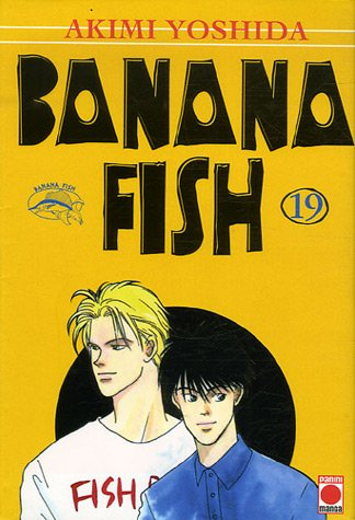 Banana Fish, Tome 19 :