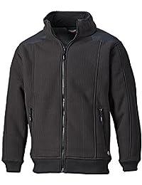 Dickies Fleece-Zipjacke schwarz BK XL, EH89001