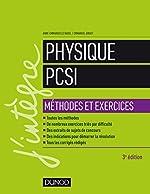 Physique Méthodes et exercices PCSI - 3e éd. de Anne-Emmanuelle Badel