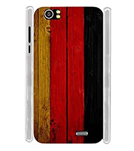 GADGET LOOKS PRINTED BACK COVER FOR Lava Iris X5 4G MULTICOLOUR