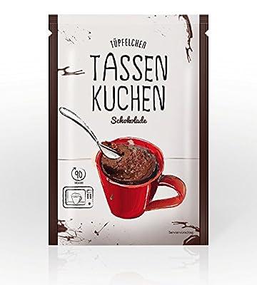 Tüpfelchen Tassenkuchen 12er Pack Schoko von Tüpfelchen bei Gewürze Shop