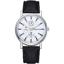 Yvelands Liquidación Unisex Fashion Mesh Relojes Relojes para Hombres y Mujeres Relojes de Cuarzo analógicos Regalo
