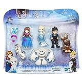Con questo set di smoll dolls puoi ricreare tutte le scene più salienti del film di animazione Disney Frozen. Non solo...potrai creare fantastiche nuove avventure insieme ai personaggi di Elsa, Anna, Olaf Kristoff, Sven e perchè no...anche co...