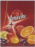 Amecke + natürliche Antioxidantien rot – 100% Saft, 6er Pack (6 x 1 l Packung) - 6