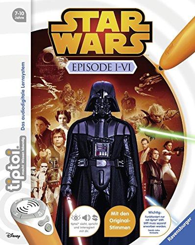 tiptoi® Star Wars(TM) Episode I-VI von THiLO (1. August 2015) Gebundene Ausgabe
