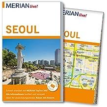 MERIAN live! Reiseführer Seoul: Mit Extra-Karte zum Herausnehmen