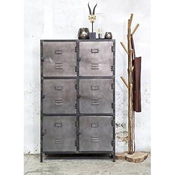 Maison ESTO Industrie Design Vintage Metall Sideboard