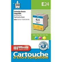 Micro application Cartouche d'encre E24 3 couleurs C13T037040