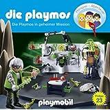 Die Playmos - Folge 23: Die Playmos in geheimer Mission.