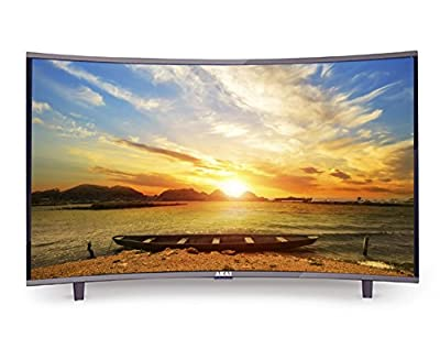 AKAI 65 inch CTV654 UHD TS CURVED TV