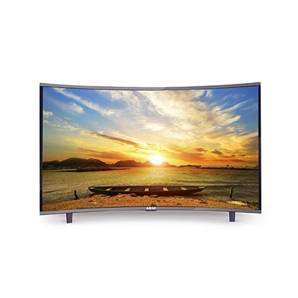 AKAI 65 inch CTV654 UHD TS CURVED TV 51ASPDRiBDL