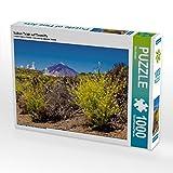 Vulkan Teide auf Teneriffa 1000 Teile Puzzle quer (CALVENDO Orte)