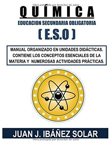 Quimica Educación Secundaria Obligtoria (E.S.O): Adaptacion Curricular