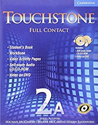 Touchstone 2A Full Contact (with NTSC DVD): No. 2A