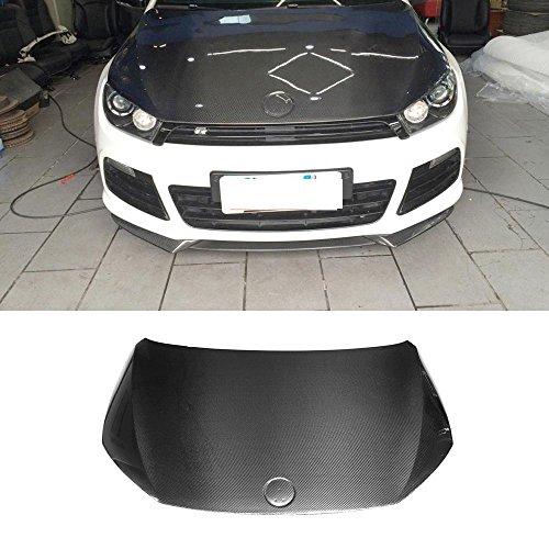 Motorhaube Cover BH Carbon Fiber Motor Hoods für Scirocco R 2009–2014 (Voll Motorhaube)