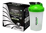Six Pack Nutrition 100% Whey with Shaker - 32 g (Assorted, Pack of 6)