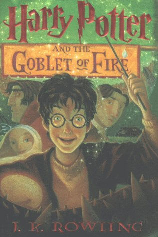 Harry Potter and the Goblet of Fire (Harry-potter-serie Hardcover)