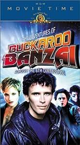 The Adventures of Buckaroo Banzai Across the 8th Dimension [VHS]