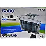 Sobo Slim Filter WP 408H Hang On Filter Flow Max. 680L/H by Jainsons