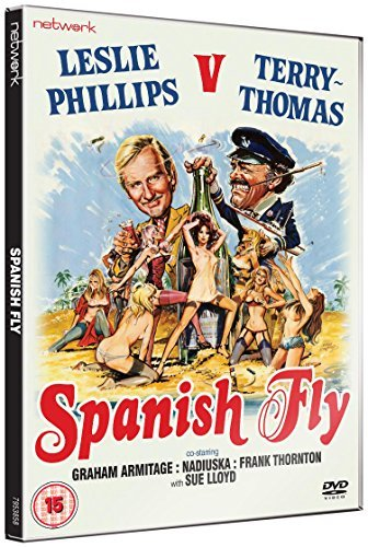 Spanish Fly [DVD] by Leslie Phillips