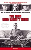 The Man Who Wasn't There [VHS]