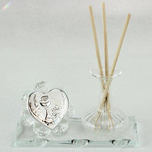 Dlm24783-trasparente profumatore in vetro per comunione_trasparente bomboniera