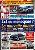 AUTO PLUS [No 953] du 12/12/2006 - LA CARTE DE FRANCE DES CABINES-RADARS - MISE A JOUR CHAQUE SEMAINE - PROJETS SECRETS - A1 LA MINI SELON AUDI - VOUS CHANGEZ DE VOITURE ? - UNE VOITURE NEUVE AU PRIX D'UNE OCCASION - TOUTES LES MEILLEURES PROMOS DU MOMENT - MATCHS - 4X4 OU MONOSPACE ? - LA NOUVELLE DONNE - LE DUEL HONDA - CR-V CONTRE FR-V - LE DUEL HYUNDAI - SANTA FE CONTRE TRAJET - LE DUEL KIA - SPORTAGE CONTRE CARENS - LE DUEL MERCEDES - ML CONTRE CLASSE R - LE