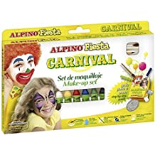 Alpino DL000008 - Set de maquillaje