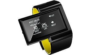 Atlas Wristband 2: Digital Trainer + Heart Rate Band