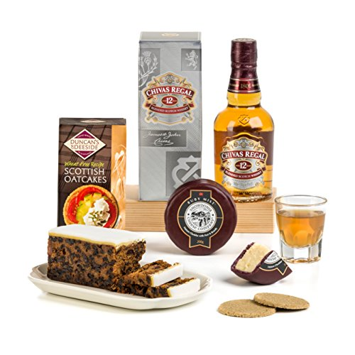 Whisky Business - Scotch Hamper Gift - FREE UK Delivery