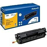 Pelikan 624222 Q2612 LJ - Tóner para impresoras HP LaserJet 1010/1012/1015/1020/1022/1050/3015/3020/3030/3050/3052/3055/2000 páginas/color negro