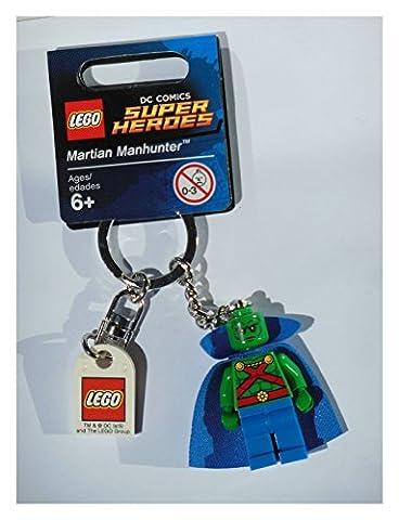 LEGO Super Heroes - DC Comics : Porte-Clés MARTIAN MANHUNTER