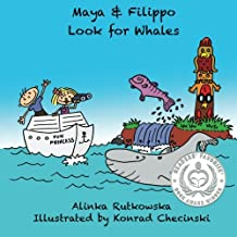 Maya & Filippo Look for Whales