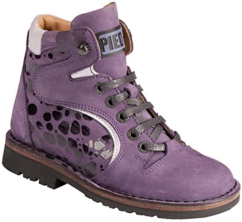 Piedro Concepts Enfant Chaussures-Modèle orthopédique r24941 noir foncé