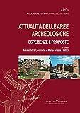 Attualità delle aree archeologiche: esperienze e proposte: Atti del VII Convegno Nazionale (Roma, 24-26 ottobre 2013)