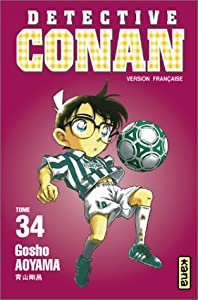 Détective Conan Edition simple Tome 34