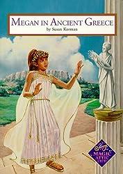 Megan in Ancient Greece (Magic Attic Club)